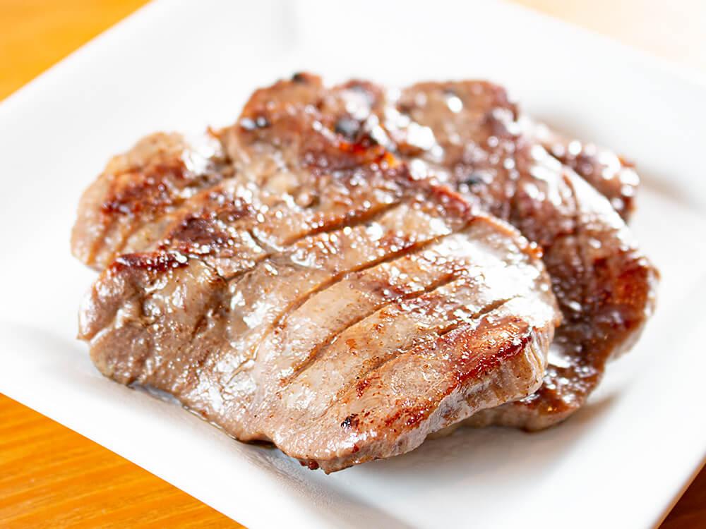 カネタの仙台牛たん焼き画像